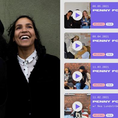 ATAÁn IDA Radion 'Penny For a Thought' ohjelma nyt kuunneltavissa Spotifyssa