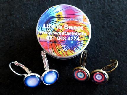 Earrings -  $25 each