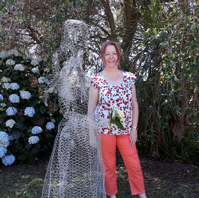 Me with Lady of the Lake