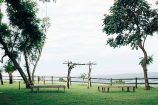 BOHO WEDDING ON A REMOTE ISLAND