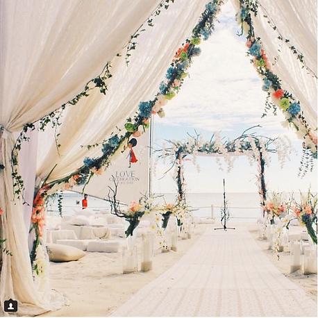 Bohemian Bride - Beach Wedding .png