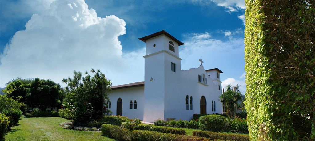 The Church of El Valle