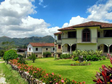 LOS MANDARINOS, EL VALLE, PANAMA