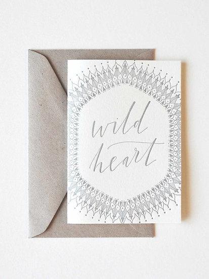 WILD HEART gift card