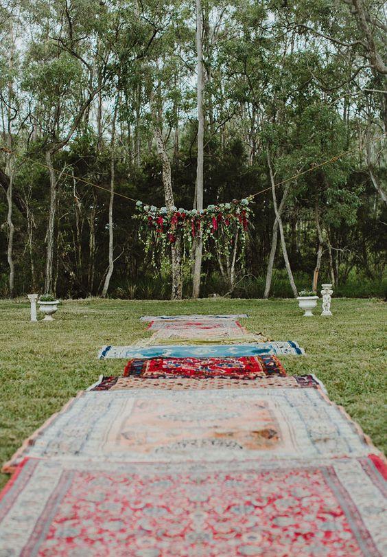 DIY at Bohemian Bride