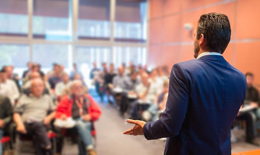 Difficulté de prise de parole en public pensez à la sophrologie à lyon