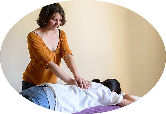 Le développement du massage TuNia