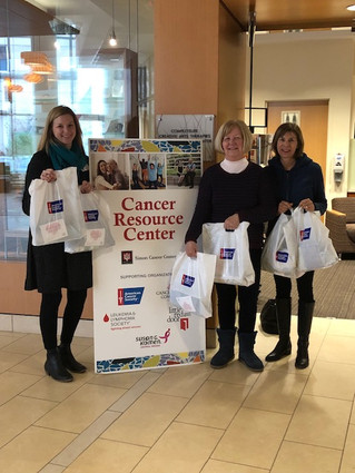 Supporting Cancer Patients