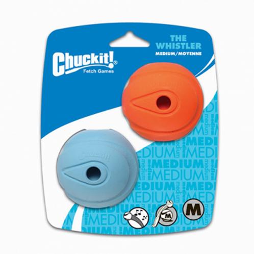 Chuck It! - Whistler Ball Medium 2pk