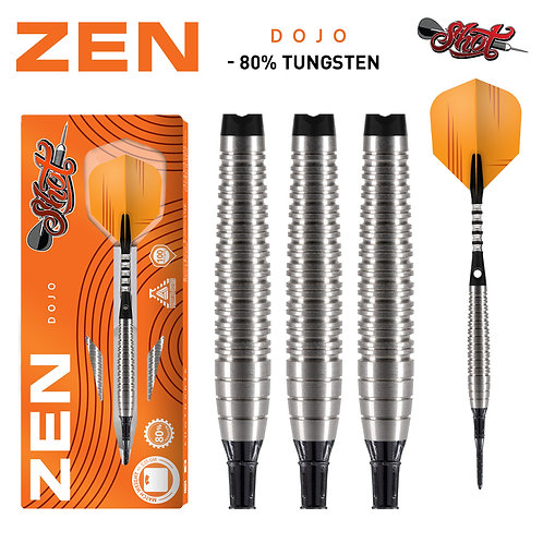 Zen Dojo Soft Tip Dart Set