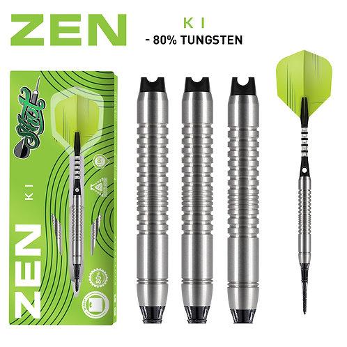 Zen Ki Soft Tip Dart Set