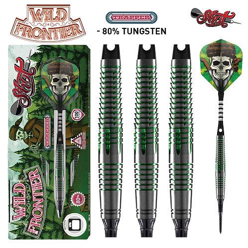 Wild Frontier-Trapper-Soft Tip Dart Set-80% Tungsten