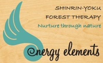 LOGO _with ShinrinYoku_ Forest Therapy_e