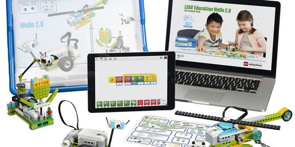 Lego Wedo 8 years +
