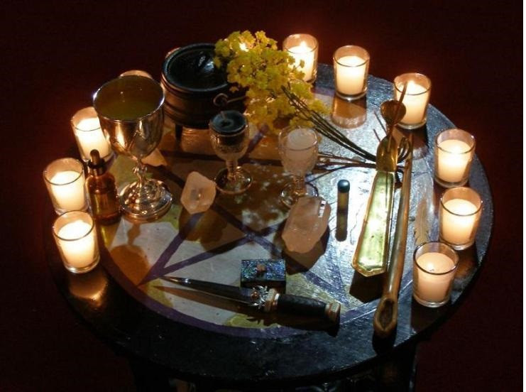 Perform a Wiccan Ritual that perform fast+27612740438