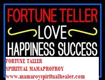 Online Mama Prof Roy fortune teller | A you Disappointing in your Life Forecasts Career?