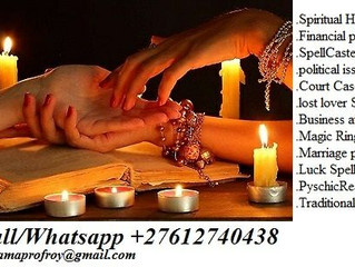 Are you looking for the powerful healer that can take away all your problems |+27612740438