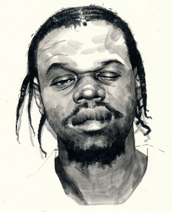 Accused of Murder, 31 year old St. Thomas resident Malaki George.