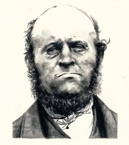 West Riding pauper's Insane Asylum inmate, c. 1869