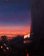 Nocturne: Burst at dawn