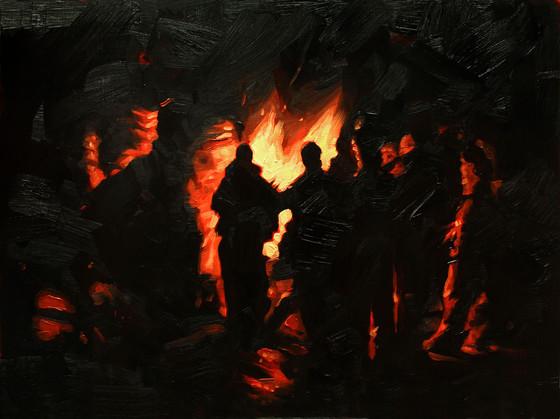 Nocturne: Campfire