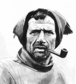 Tom Crean, arctic/antarctic explorer