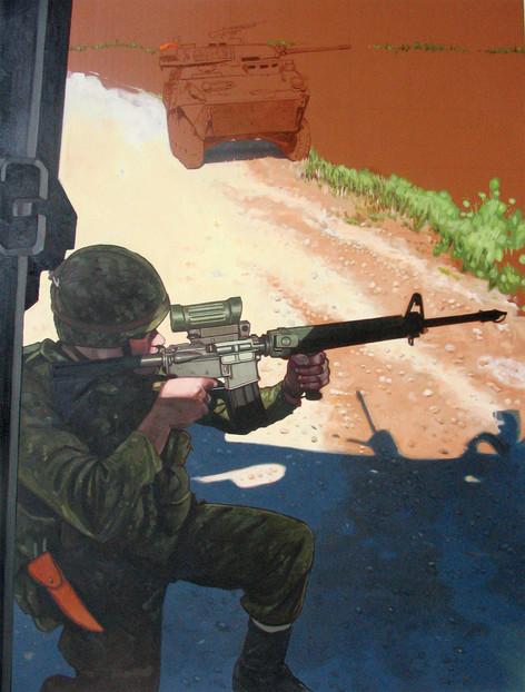 Ambush Drills