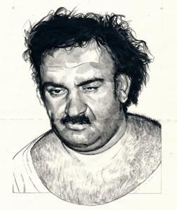 Khalid Sheik Mohammed, Jihadist, responsible for the murder of WSJ journalist Daniel Pearl