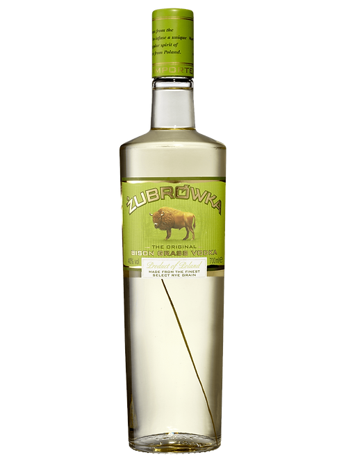 Żubrówka Bison Grass Vodka 700ml