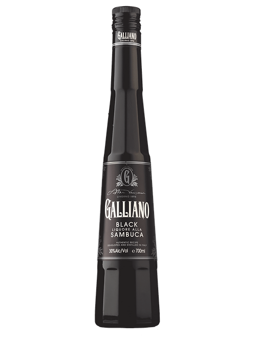 Galliano Black Sambuca 700ml