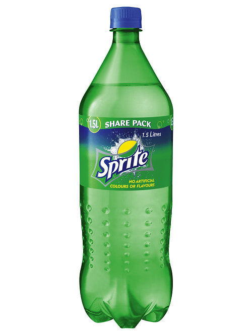 Sprite Lemonade Bottles 1.25L