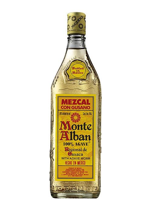 Monte Alban Mezcal 700ml