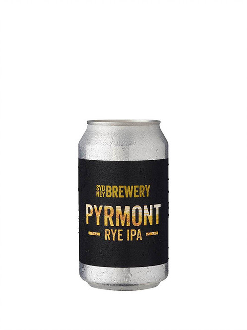 Sydney Brewery Pyrmont Rye IPA Cans