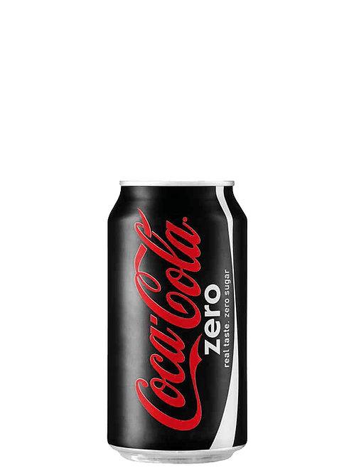 Coca Cola No Sugar Cans 375ml
