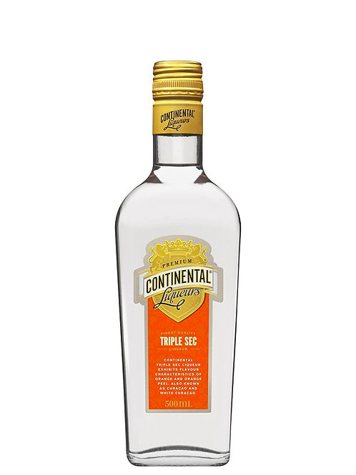 Continental Triple Sec 500ml