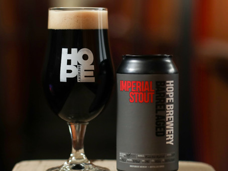 BEER STYLE OF THE MONTH: IMPERIAL STOUT