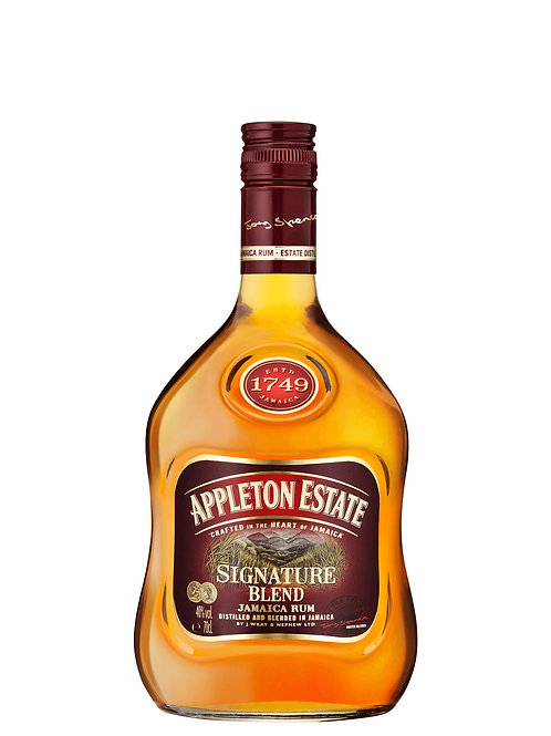 Appleton Estate Signature Blend Jamaica Rum 700ml