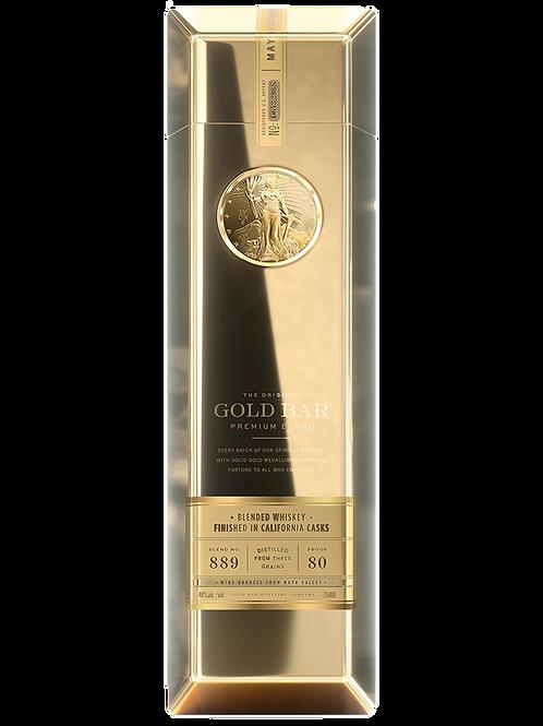 Gold Bar Whisky 750ml