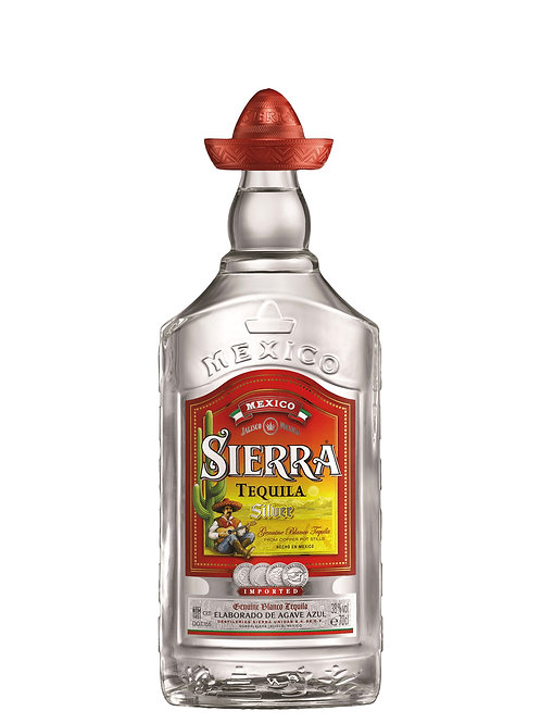 Sierra Silver Tequila 700ml