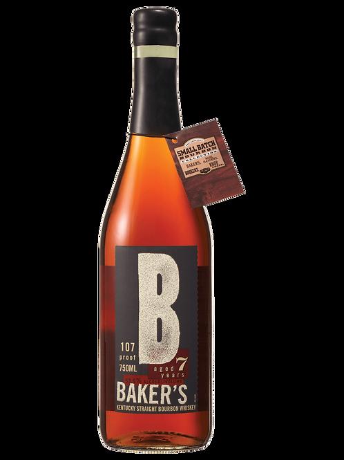 Baker's Bourbon 750ml