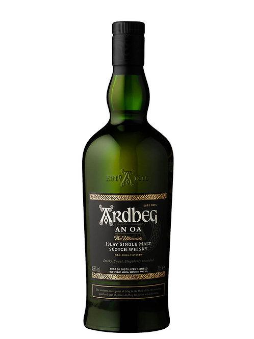 Ardbeg An Oa Scotch Whisky 700ml