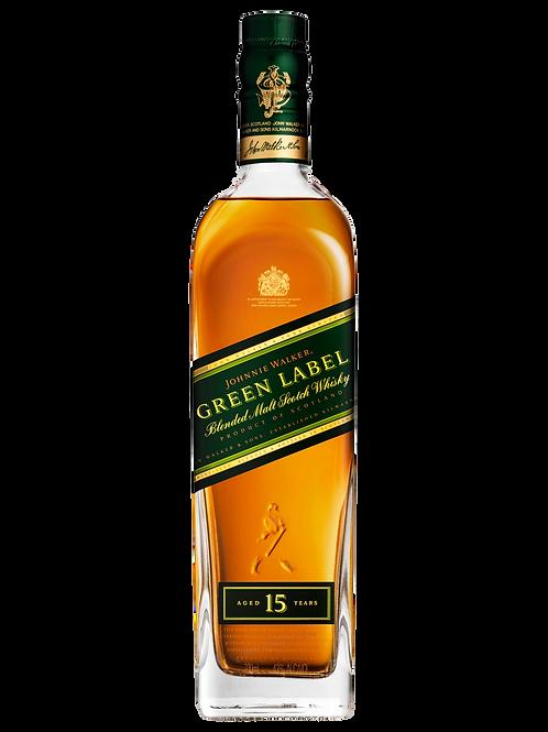 Johnnie Walker Green Label Scotch Whisky 700ml