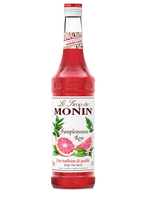 Monin Pink Grapefruit