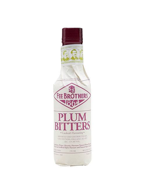 Fee Brothers Plum Bitters 150ml