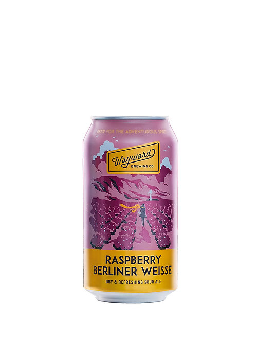 Wayward Brewing Co Raspberry Berliner Weiss