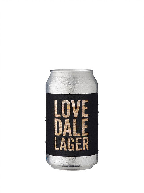 Sydney Brewery Lovedale Lager Cans
