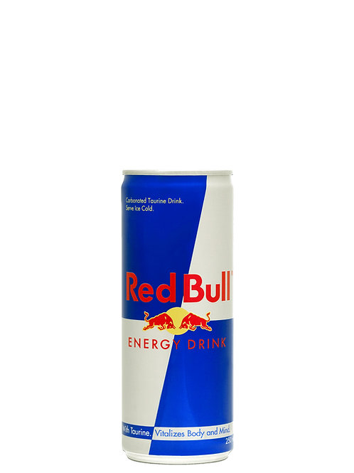 Red Bull Energy Drink Cans 250ml
