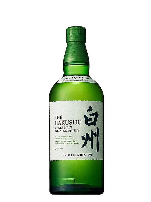 The Hakushu Single Malt Single Malt Japanese Whisky 700ml