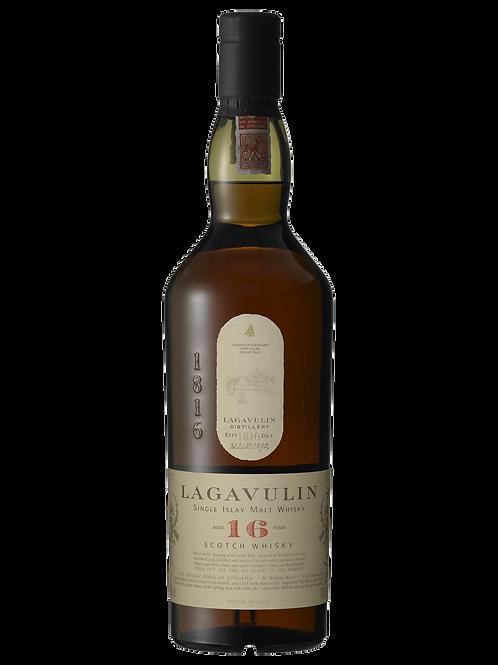 Lagavulin 16 Year Old Scotch Whisky 700ml