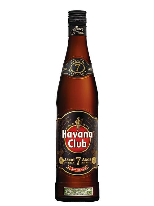 Havana Club Añejo 7 Años Rum 700ml